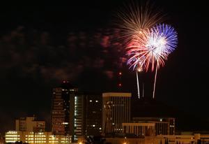 Celebra el 4 de julio