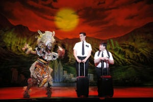 'Book of Mormon' settles into Centennial Hall for a week