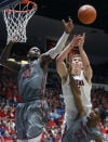 College basketball Arizona 73, Washington State 56