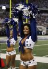 NFL cheerleaders, week 12