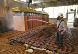 Asarco takes full ownership of copper mine near Marana