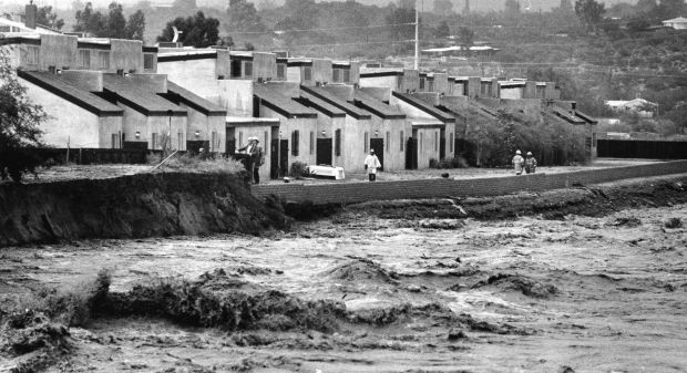 Photos: Devastating floods of 1983