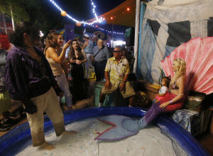 Photos: Return of the Mermaids
