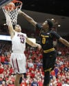 Arizona 73, Arizona State 58 Taking momentum to Vegas
