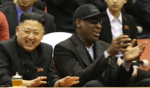 Fitz Blog: Dennis Rodman Headlines from around the world