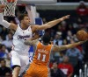 NBA Bench lifts Clippers by Suns
