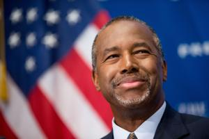 "Fitz Blog: Dr. Ben Carson tells people of Mexico ""To charge the storm."""