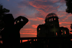 Photos: Hiroshima bombing anniversary