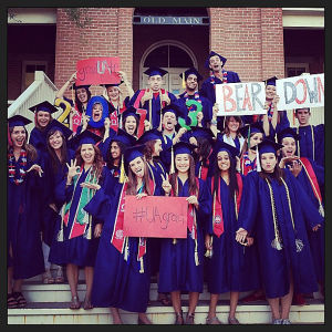 6,600 University of Arizona students graduate tonight
