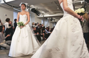 Photos: Bridal fashion