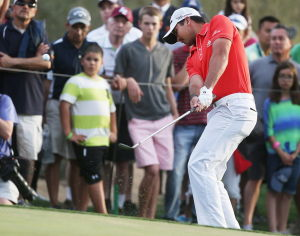Match Play: 'Wonderful week,' but tourney still in doubt