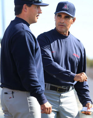 Arizona baseball: Lopez's 'passion,' title result in new deal