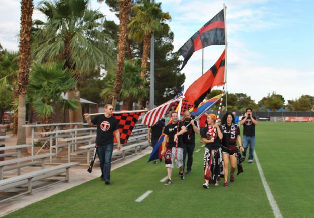 FC Tucson supporters go all-in on Vegas trip
