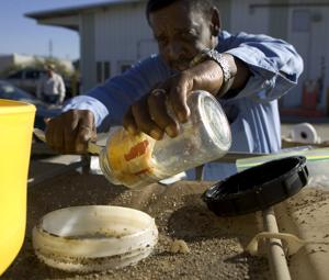 County ends after-Thanksgiving grease collection
