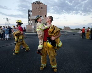 Photos: Tucson Fire Department Family Night