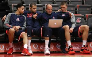 UA-WSU postgame: On Anderson's helpers, Trier's fitness and Miller's jinx