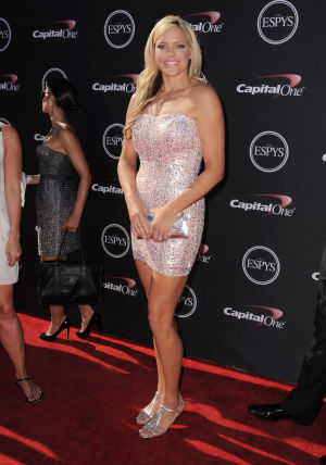 Photos: Softball pitcher Jennie Finch