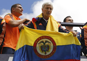 Pékerman sigue con Colombia hasta 2018