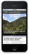 StarNet's new mobile app offers website's full content