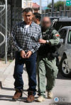 U.S. border officials turn over fugitive in Sonora triple killing