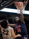 Arizona basketball Chol to leave, seeking more playing time