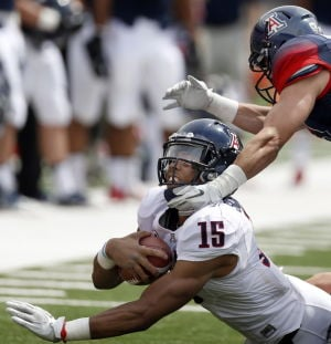 Arizona Wildcats QB battle will continue into fall camp