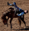 La Fiesta de los Vaqueros, Day 1