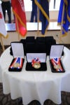World War II Medallion Ceremony