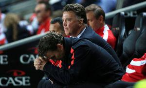 Man United, humillado en Copa de Liga
