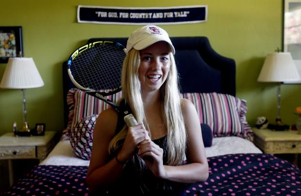 2015 Spring All-Stars: Girls tennis