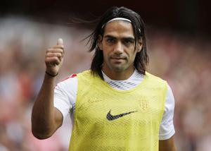 Falcao se va cedido a Man United