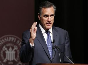 Romney no competirá para la elección presidencial de 2016