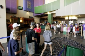 Local movie-theater firm working to avoid foreclosure