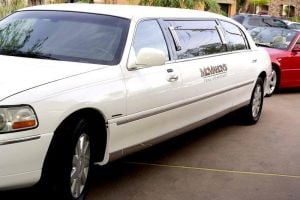 McMahon's steakhouse offers free limo rides