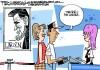 Daily Fitz Cartoon Lincoln