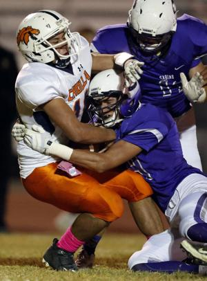 Photos: Sabino 66, Cholla 0