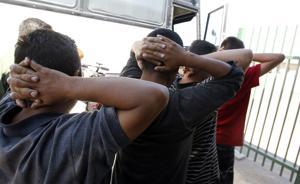 Exclusiva AP: Disminuyen deportaciones en EEUU