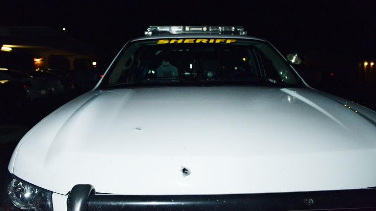 Man shoots at Sheriff Deputy in northwest apartment complex