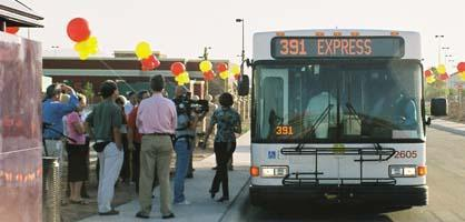 $26K offered for Sun Tran service