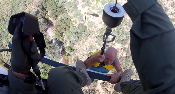 PCSD Helicopter Rescue