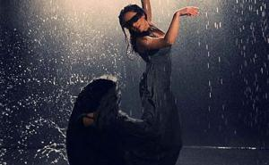 lluvia flamenca dance