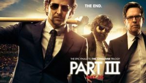 The Hangover Part III – The return of the red-eye