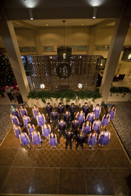 Hilton El Conquistador Tree Lighting Ceremony