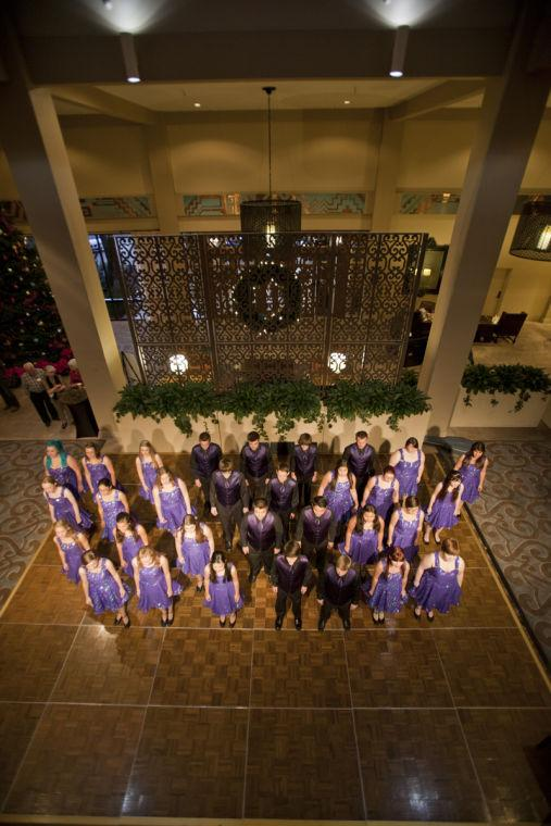 Hilton El Conquistador Tree Lighting Ceremony
