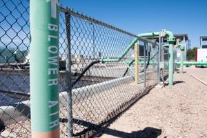 Marana Waste Water Treatment Facility