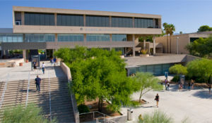 PCC West Campus: Pima Community College's West Campus. - Courtesy photo