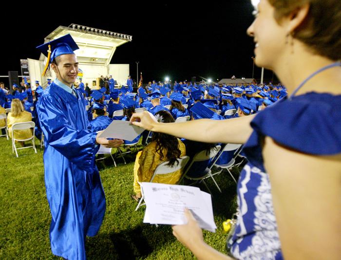 Marana graduation 9