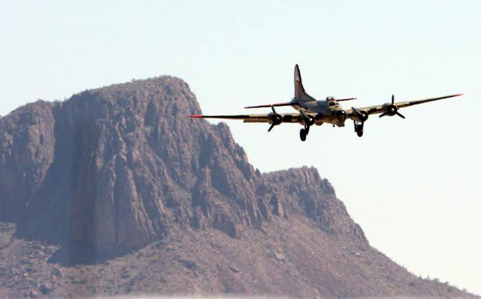 Bombers over Marana 1