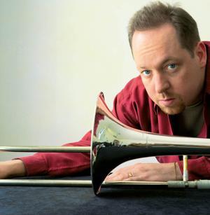 Trombonist Steve Davis
