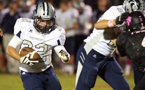 Ironwood Ridge vs Mountain View Football